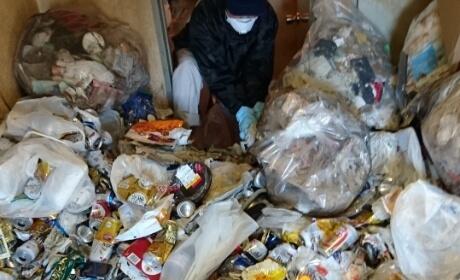 ゴミ屋敷・汚部屋にも対応いたします。